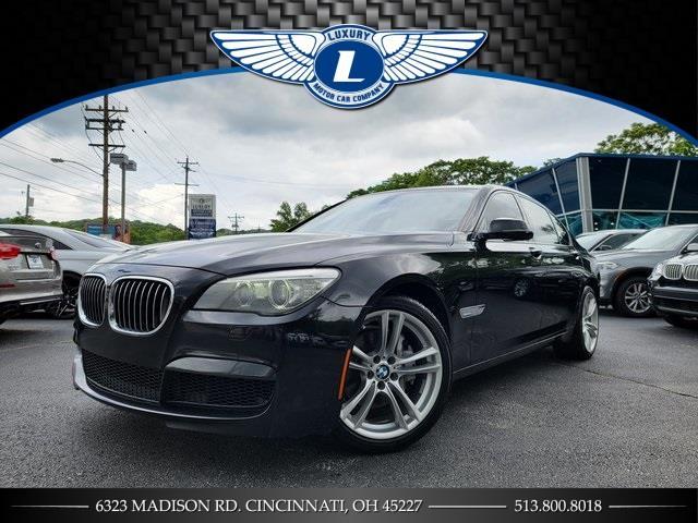 Used BMW 7 Series 740i 2015   Luxury Motor Car Company. Cincinnati, Ohio