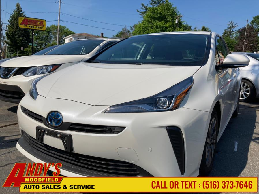 Used Toyota Prius XLE (Natl) 2019 | Andy's Woodfield. West Hempstead, New York