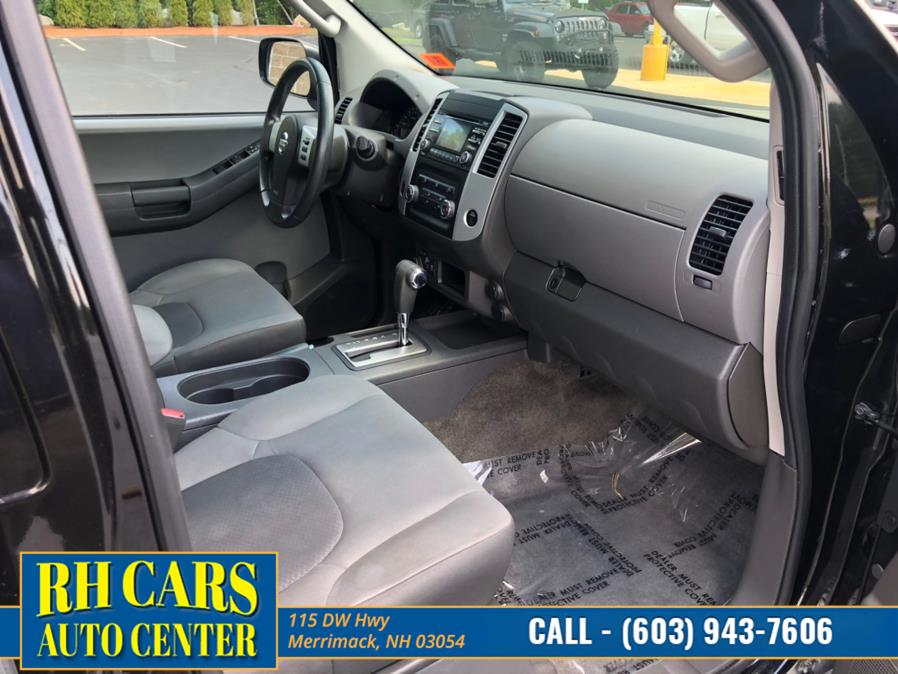 Used Nissan Xterra S 4WD 2013 | RH Cars LLC. Merrimack, New Hampshire