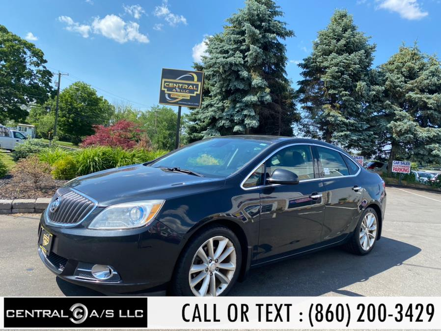Used Buick Verano 4dr Sdn Premium Group 2014 | Central A/S LLC. East Windsor, Connecticut
