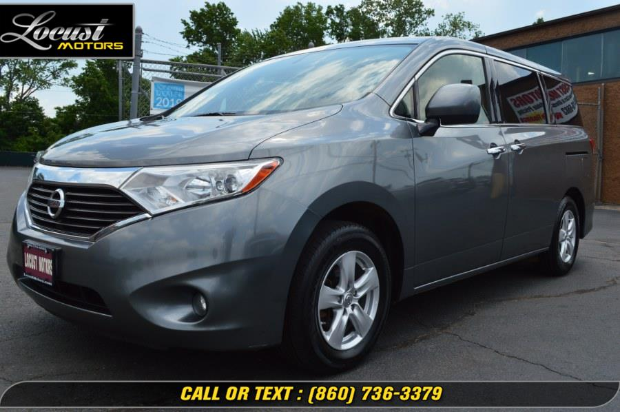 Used 2015 Nissan Quest in Hartford, Connecticut | Locust Motors LLC. Hartford, Connecticut