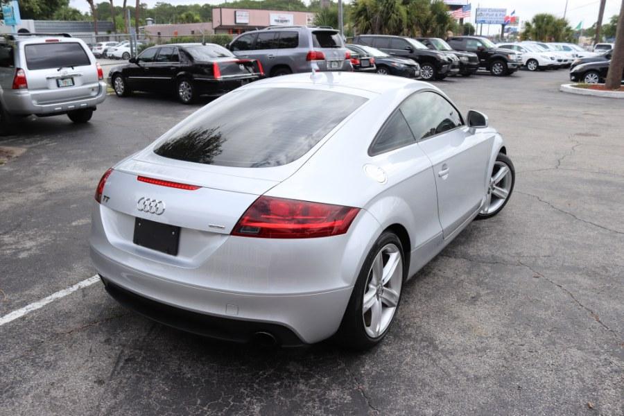 Used Audi TT 2dr Cpe S tronic quattro 2.0T Premium Plus 2013 | Rahib Motors. Winter Park, Florida