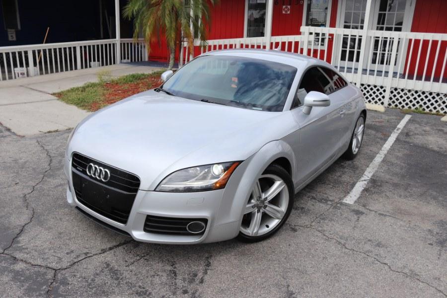 Used 2013 Audi TT in Winter Park, Florida | Rahib Motors. Winter Park, Florida