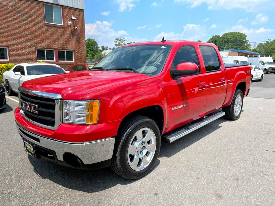 """Used GMC Sierra 1500 4WD Crew Cab 143.5"""" SLT 2011   Mike And Tony Auto Sales, Inc. South Windsor, Connecticut"""