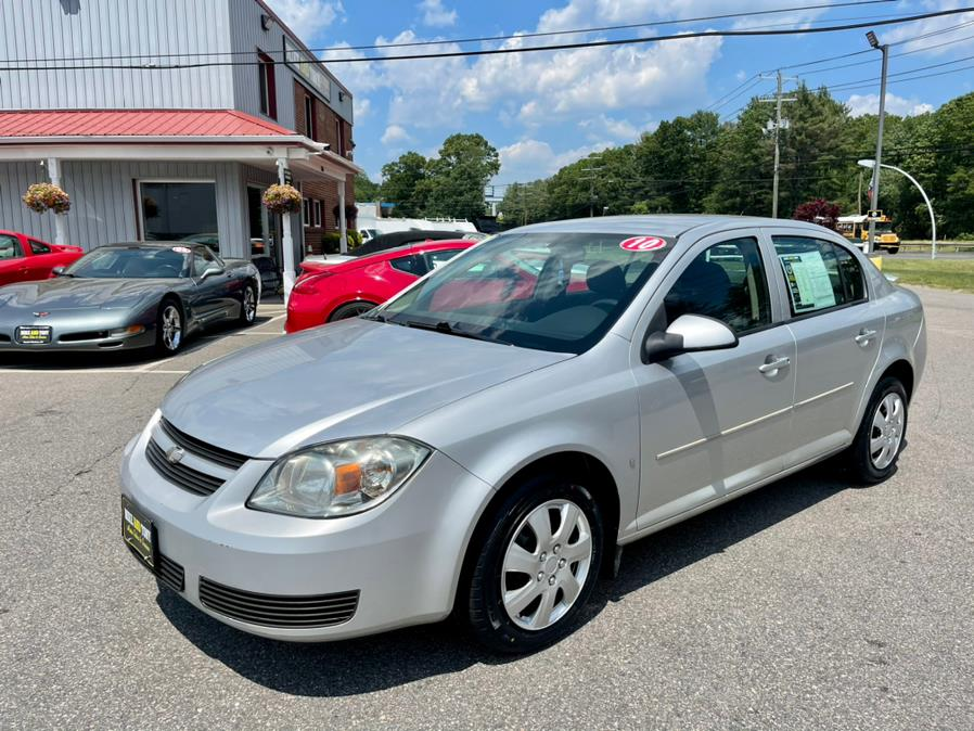 Used Chevrolet Cobalt 4dr Sdn LT w/1LT 2010   Mike And Tony Auto Sales, Inc. South Windsor, Connecticut