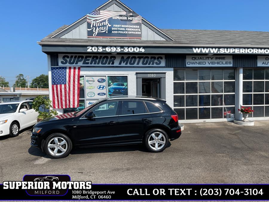 Used 2012 Audi Q5 Q5 PREMIUM PLUS S LINE in Milford, Connecticut | Superior Motors LLC. Milford, Connecticut