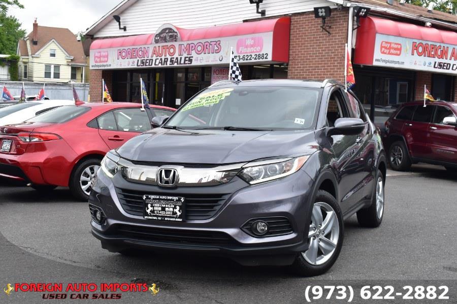 Used 2019 Honda HR-V in Irvington, New Jersey | Foreign Auto Imports. Irvington, New Jersey
