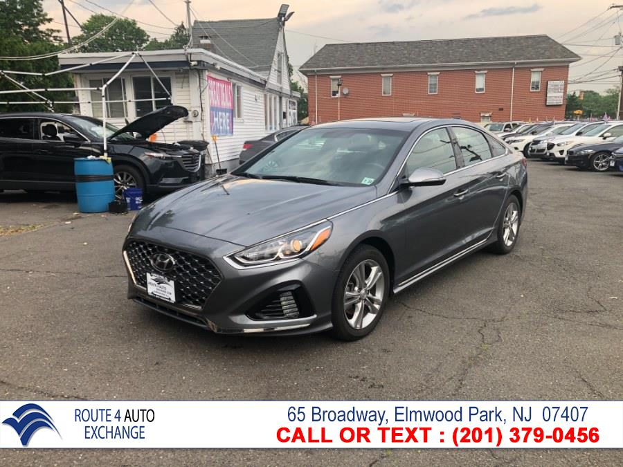 Used Hyundai Sonata Limited 2.4L SULEV *Ltd Avail* 2018   Route 4 Auto Exchange. Elmwood Park, New Jersey