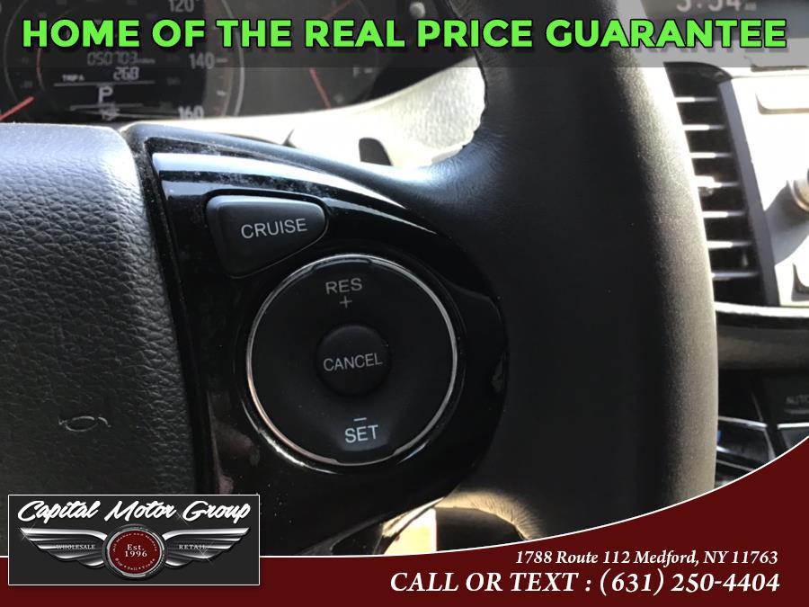 Used Honda Accord Sedan Sport CVT 2017 | Capital Motor Group Inc. Medford, New York