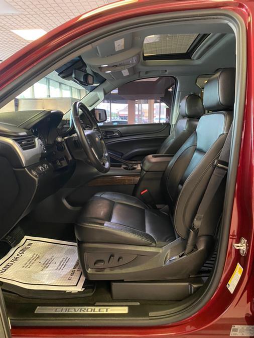 Used Chevrolet Tahoe 4WD 4dr LT 2018 | POWER MOTORS EAST. Massapequa Park, New York