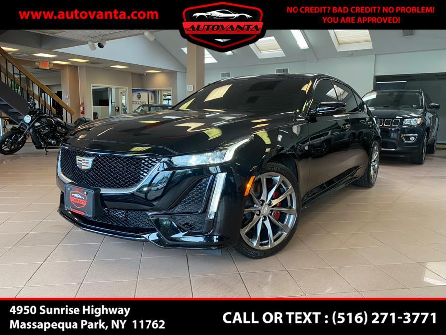 Used 2020 Cadillac CT5 in Massapequa Park, New York | Autovanta. Massapequa Park, New York