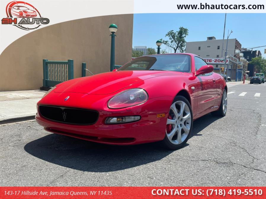 Used 2004 Maserati Coupe in Jamaica Queens, New York | BH Auto. Jamaica Queens, New York