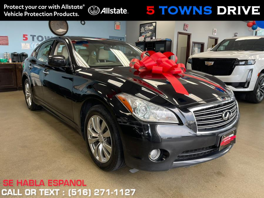 Used Infiniti M37 4dr Sdn AWD 2012 | 5 Towns Drive. Inwood, New York
