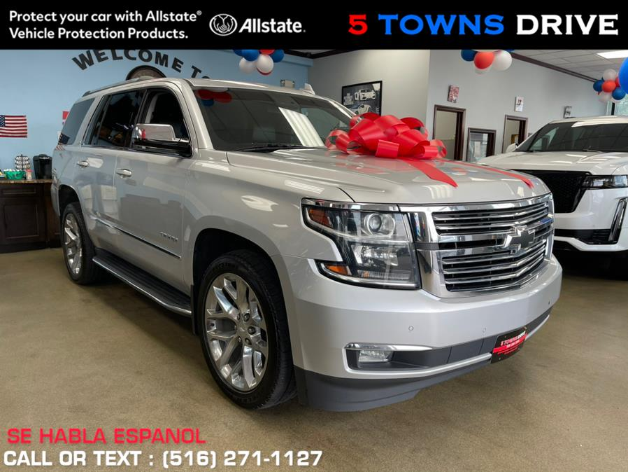 Used Chevrolet Tahoe 4WD 4dr LTZ 2016 | 5 Towns Drive. Inwood, New York