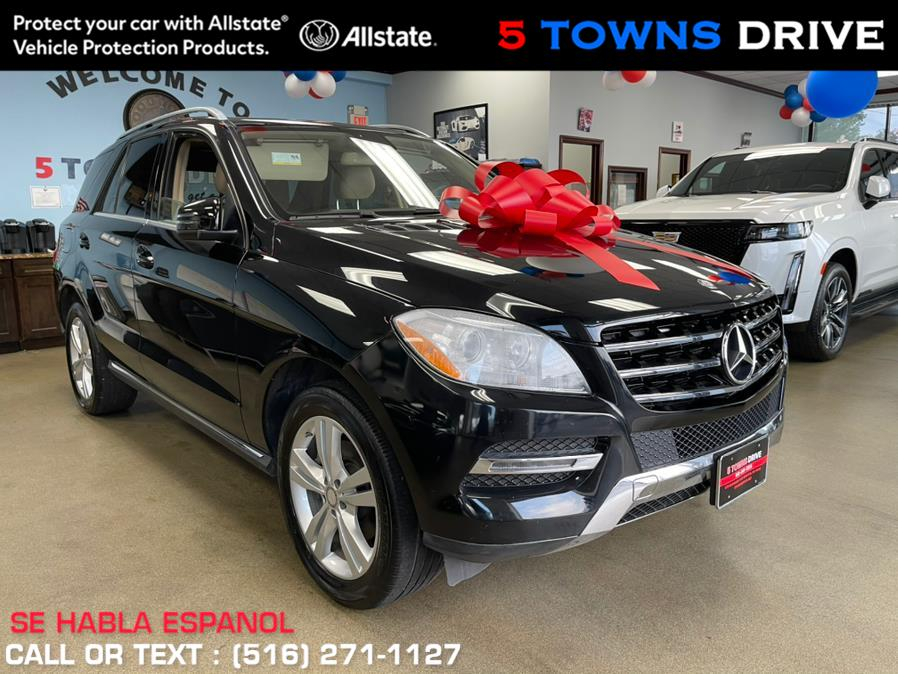Used Mercedes-Benz M-Class 4MATIC 4dr ML 350 2014 | 5 Towns Drive. Inwood, New York