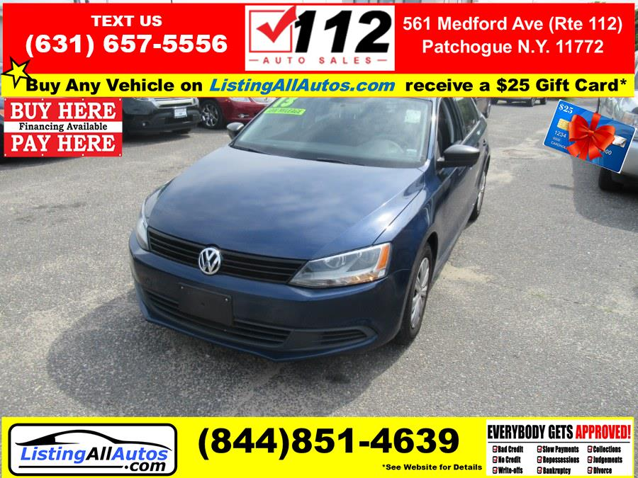 Used 2013 Volkswagen Jetta Sedan in Patchogue, New York   www.ListingAllAutos.com. Patchogue, New York