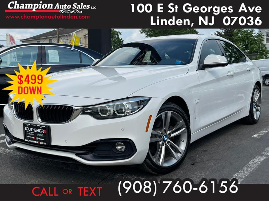 Used 2018 BMW 4 Series in Linden, New Jersey | Champion Auto Sales. Linden, New Jersey
