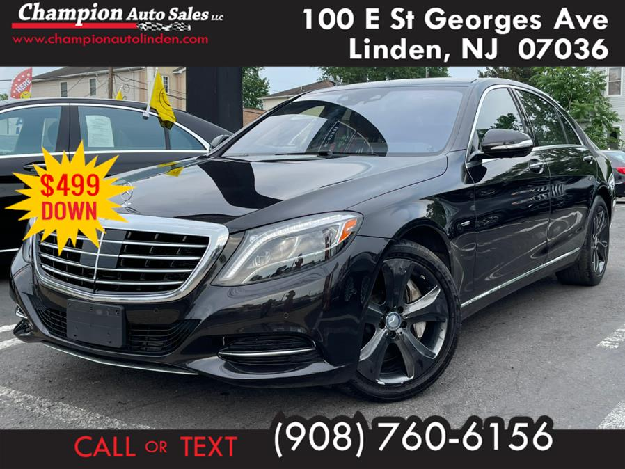 Used 2014 Mercedes-Benz S-Class in Linden, New Jersey | Champion Auto Sales. Linden, New Jersey