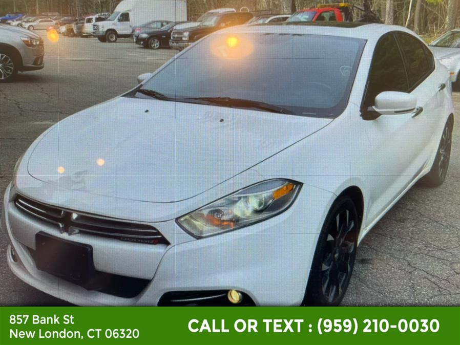 Used Dodge Dart 4dr Sdn Limited 2013 | McAvoy Inc dba Town Hill Auto. New London, Connecticut
