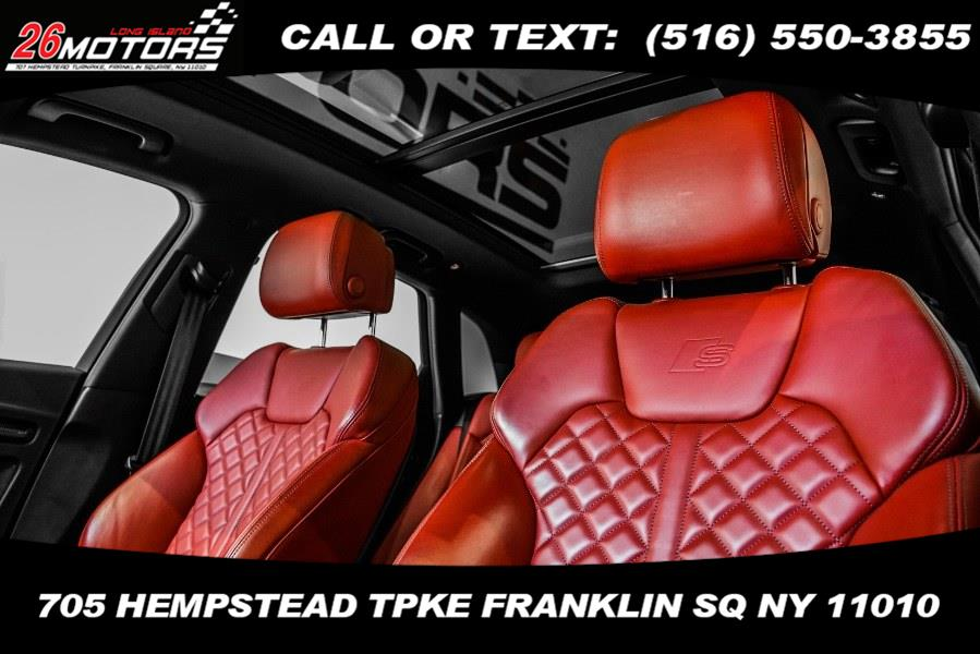 Used Audi SQ5 3.0 TFSI Premium Plus 2018 | Hempstead Auto Outlet Inc. DBA 26 Motors Long Isla. Franklin Sq, New York