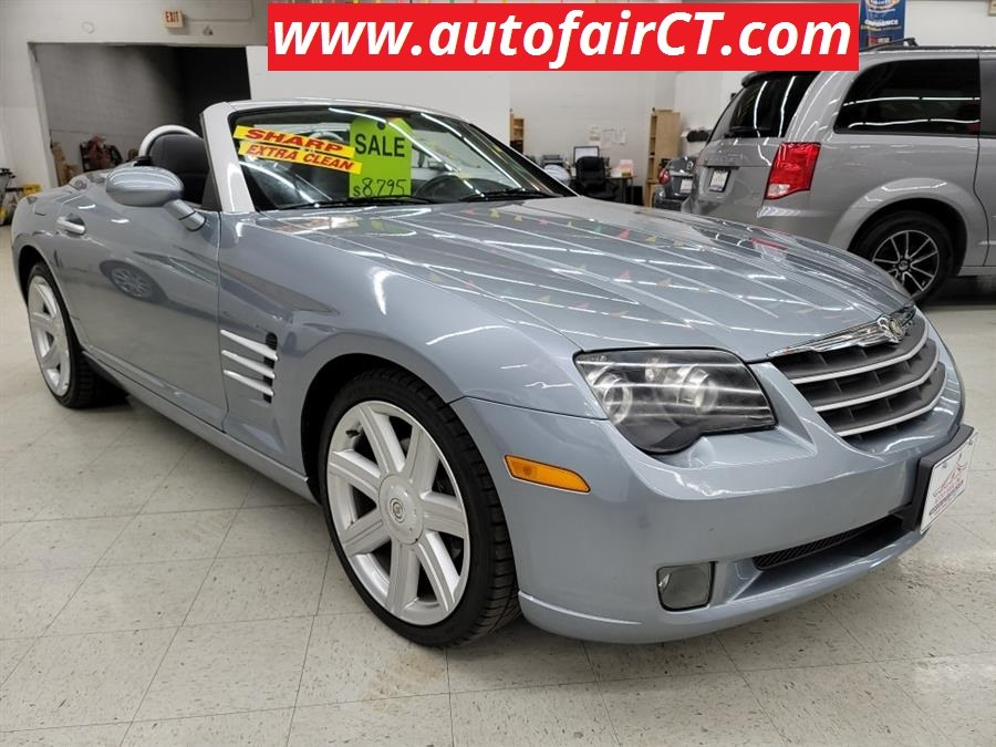 Used Chrysler Crossfire 2dr Roadster Limited 2005