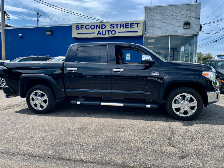 Used 2017 Toyota Tundra 4WD in Manchester, New Hampshire | Second Street Auto Sales Inc. Manchester, New Hampshire
