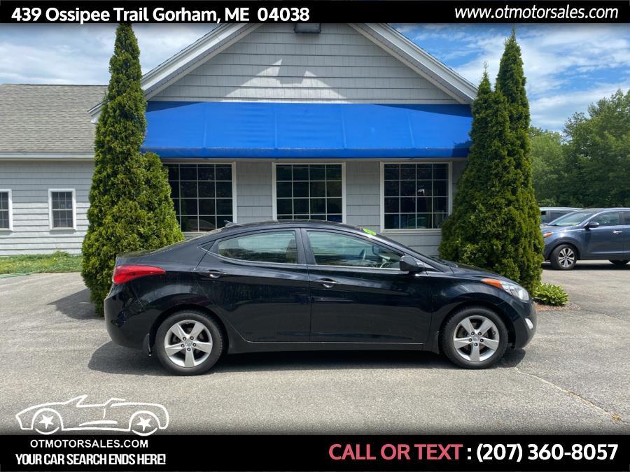 Used 2012 Hyundai Elantra in Gorham, Maine | Ossipee Trail Motor Sales. Gorham, Maine