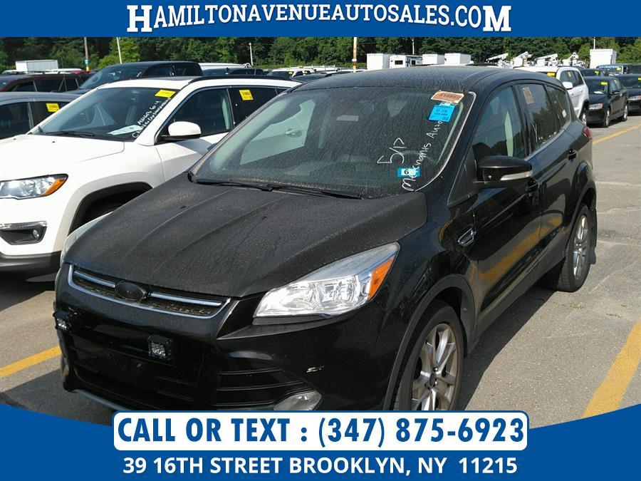 Used Ford Escape 4WD 4dr SEL 2013 | Hamilton Avenue Auto Sales DBA Nyautoauction.com. Brooklyn, New York