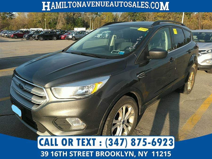 Used Ford Escape SE FWD 2018   Hamilton Avenue Auto Sales DBA Nyautoauction.com. Brooklyn, New York