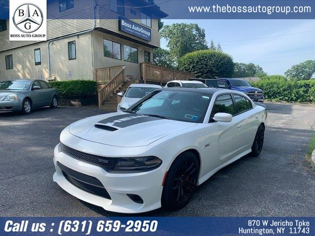 Used 2018 Dodge Charger in Huntington, New York   The Boss Auto Group . Huntington, New York