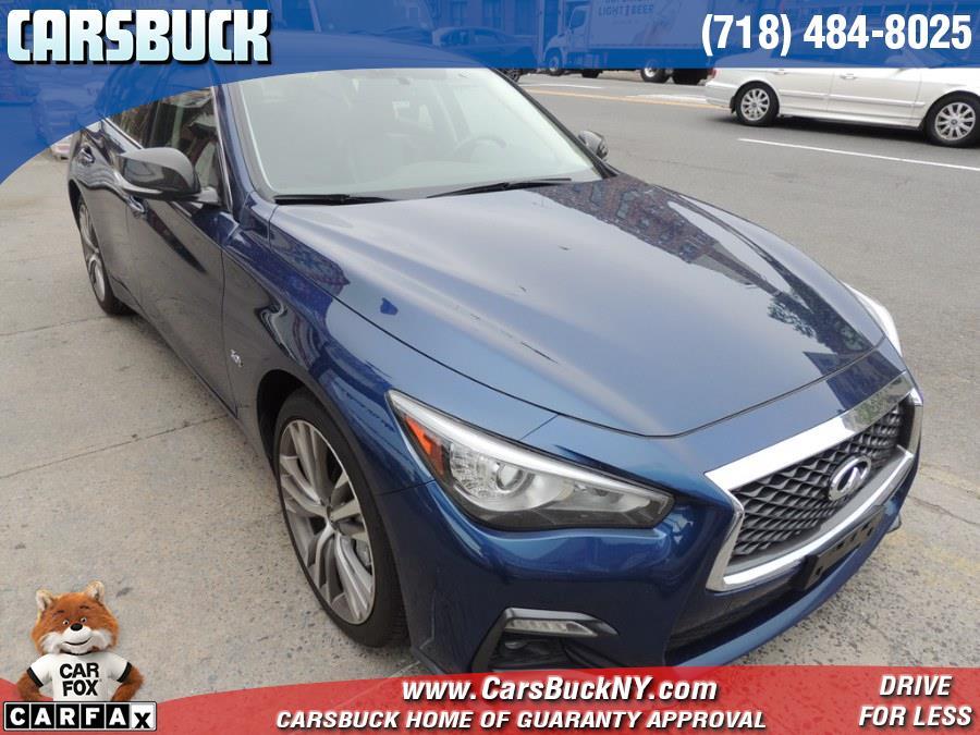 Used INFINITI Q50 SPORT AWD 2018   Carsbuck Inc.. Brooklyn, New York