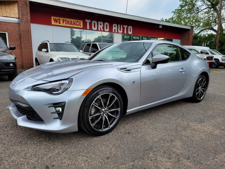 Used Toyota 86 6 Speed Manual 2.0 2018 | Toro Auto. East Windsor, Connecticut