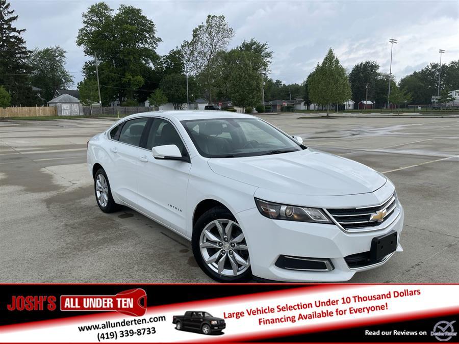 Used 2017 Chevrolet Impala in Elida, Ohio | Josh's All Under Ten LLC. Elida, Ohio