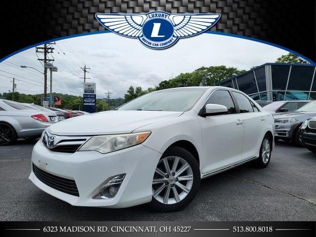 Used 2012 Toyota Camry in Cincinnati, Ohio | Luxury Motor Car Company. Cincinnati, Ohio