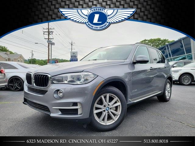 Used BMW X5 xDrive35i 2015   Luxury Motor Car Company. Cincinnati, Ohio