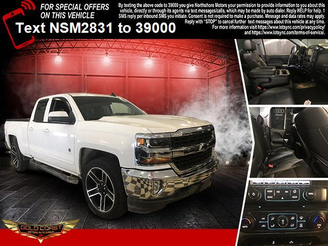 """Used Chevrolet Silverado 1500 4WD Double Cab 143.5"""" LT w/2LT 2017   Sunrise Auto Outlet. Amityville, New York"""