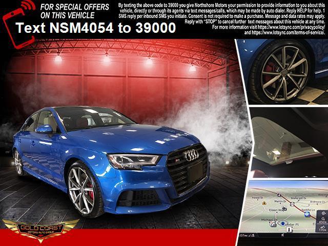 Used Audi S3 2.0 TFSI Tech Premium Plus 2018 | Sunrise Auto Outlet. Amityville, New York