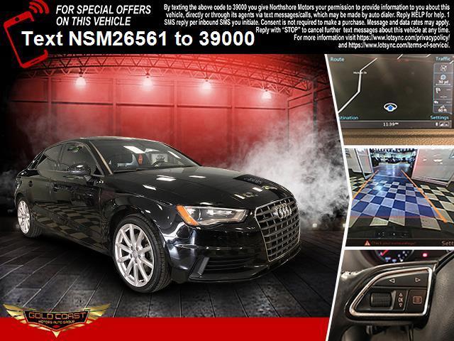 Used Audi A3 4dr Sdn quattro 2.0T Premium 2016 | Sunrise Auto Outlet. Amityville, New York