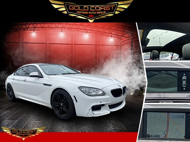 Used BMW 6 Series 4dr Sdn 650i xDrive AWD Gran Coupe 2014 | Sunrise Auto Outlet. Amityville, New York