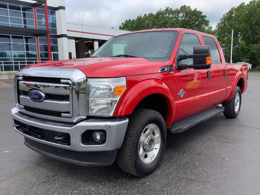 "Used Ford Super Duty F-250 SRW 4WD Crew Cab 156"" XLT 2015   Marsh Auto Sales LLC. Ortonville, Michigan"