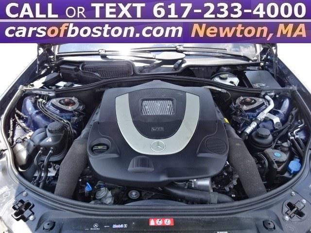 Used Mercedes-Benz S-Class 4dr Sdn 5.5L V8 2008   Motorcars of Boston. Newton, Massachusetts
