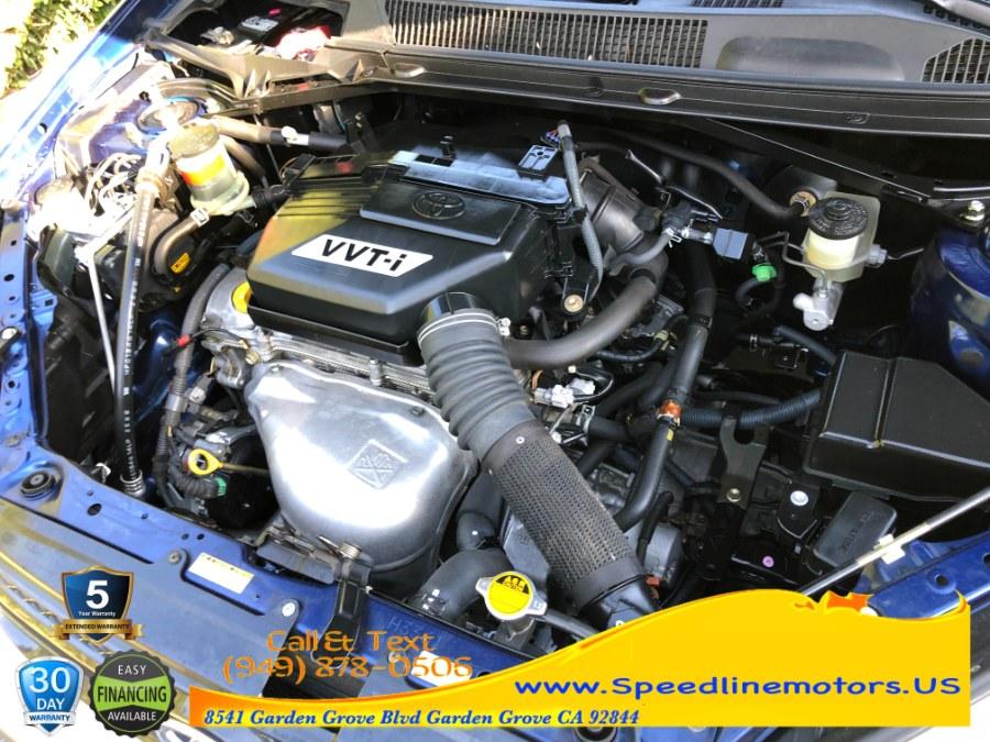 Used Toyota RAV4 4dr Auto (SE) 2004   Speedline Motors. Garden Grove, California