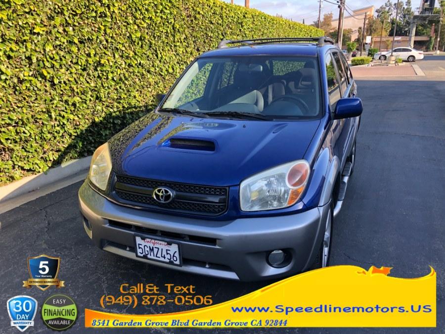 Used 2004 Toyota RAV4 in Garden Grove, California | Speedline Motors. Garden Grove, California