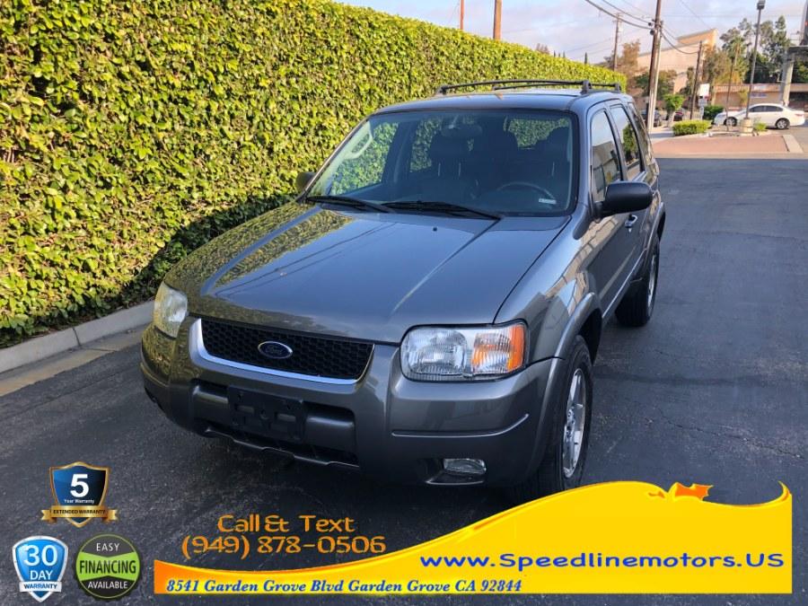 Used 2004 Ford Escape in Garden Grove, California | Speedline Motors. Garden Grove, California