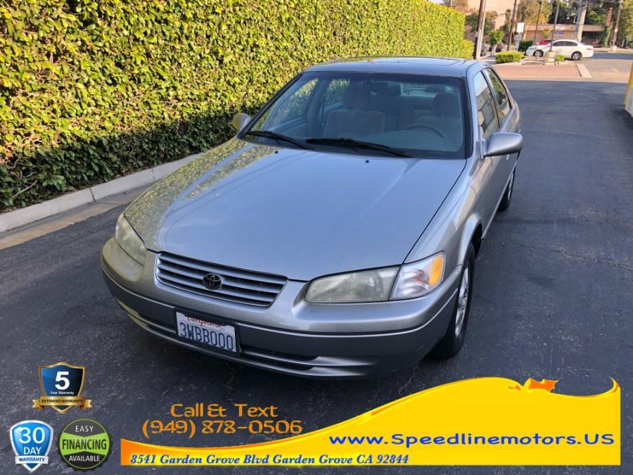 Used Toyota Camry 4dr Sdn LE Auto 1997 | Speedline Motors. Garden Grove, California