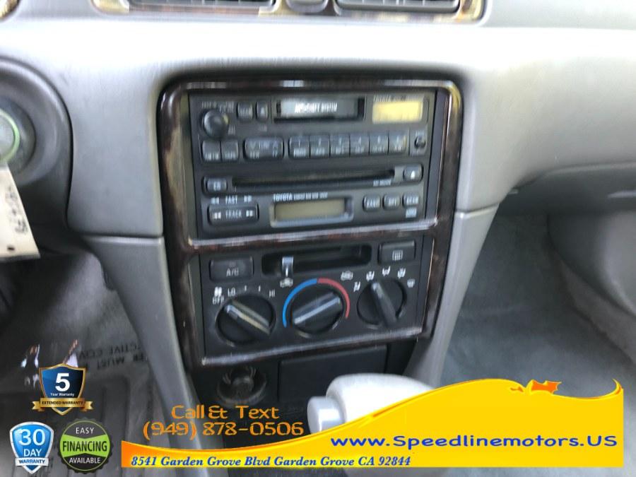 Used Toyota Camry 4dr Sdn LE Auto 1997   Speedline Motors. Garden Grove, California