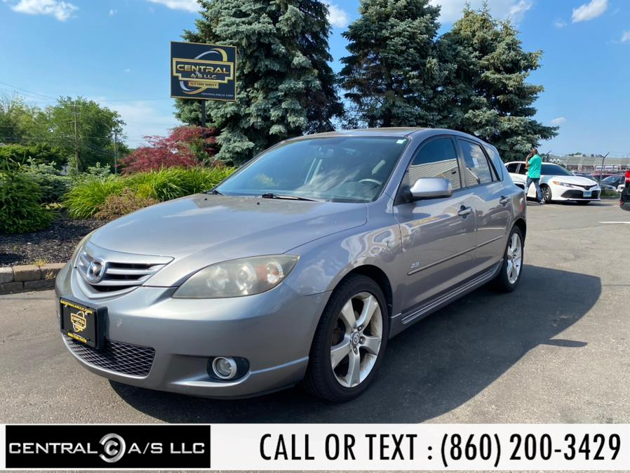 Used Mazda Mazda3 5dr Wgn s Auto 2005 | Central A/S LLC. East Windsor, Connecticut