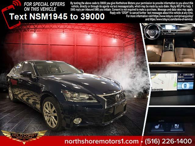 Used Lexus GS 350 4dr Sdn Crafted Line AWD 2015   Northshore Motors. Syosset , New York
