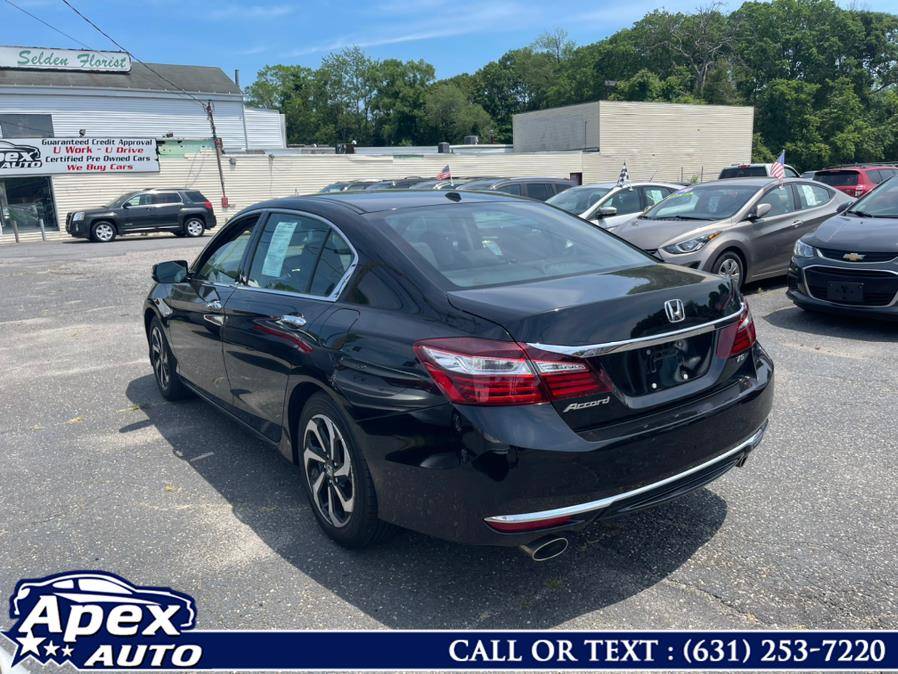 Used Honda Accord Sedan EX-L V6 Auto 2017 | Apex Auto. Selden, New York