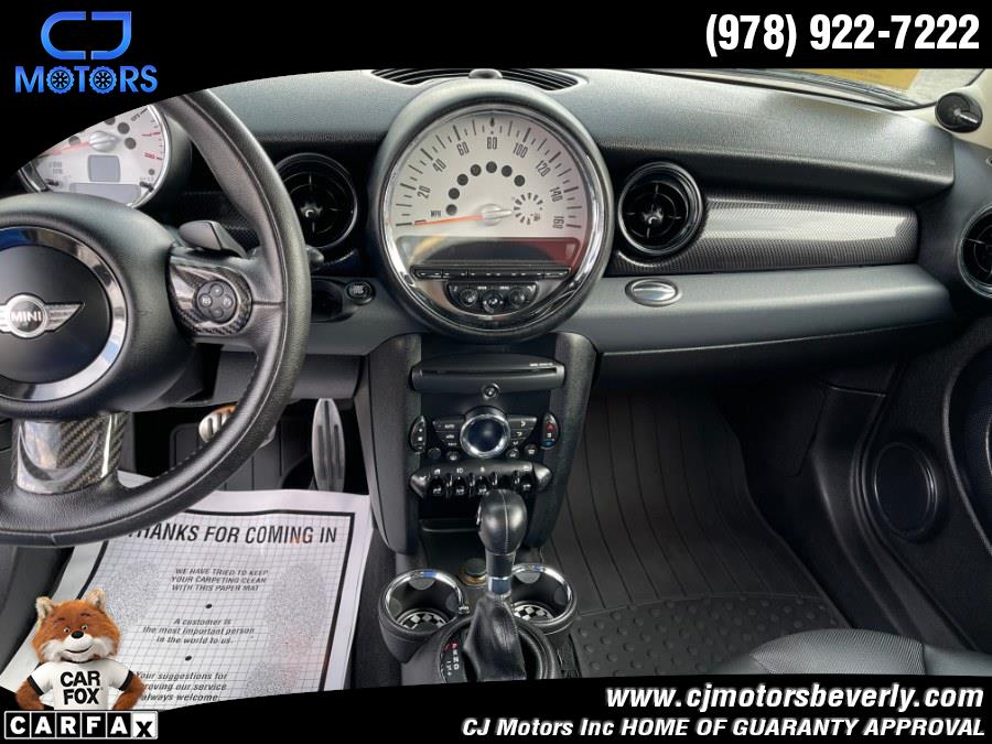 2012 MINI Cooper S photo